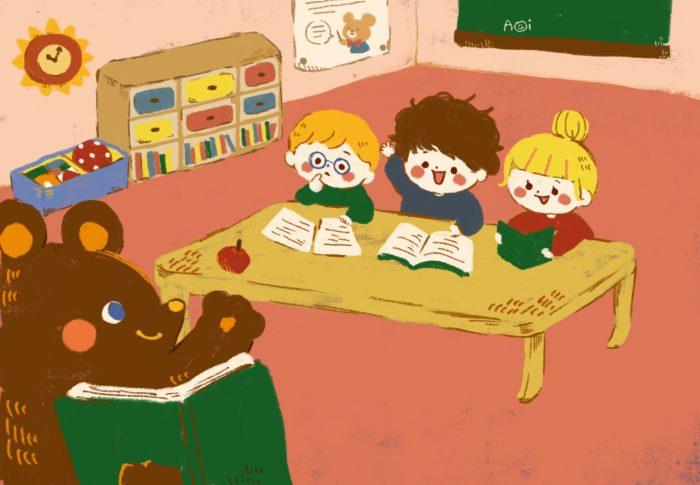 くまさん先生の授業